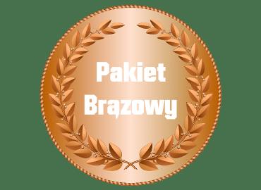 Bronze Package – Teraz tylko $699