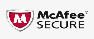 Certyfikat Mcafee